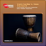 GROOVE GUARDIAN vs XMASS - Drum Stock (Front Cover)