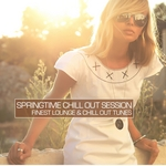 VARIOUS - Springtime Chillout Session (Front Cover)