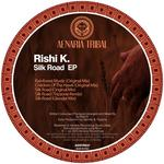 RISHI K - Silk Road (Front Cover)