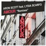 SCOTT, Aron feat LYDIA SCARFO - Amour (Front Cover)