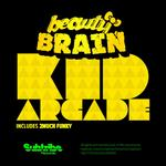 BEAUTY BRAIN - Kid Arcade (Front Cover)