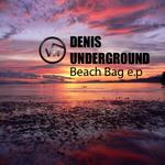 UNDERGROUND, Denis - Beach Bag EP (Front Cover)