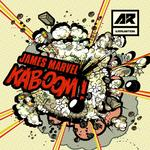 MARVEL, James - Kaboom! EP (Front Cover)