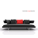 GETO, Goran - Lounge Seduction (Front Cover)