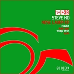 STEVE KID - Nose Lager - EP (Front Cover)