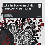 FORWARD, Chris/MACE VENTURA - Feel The Red (Front Cover)