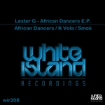 LESTER G - African Dancers (Front Cover)