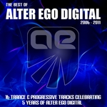 VARIOUS - The Best Of: Alter Ego Digital (2006-2011) (Front Cover)
