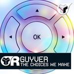 GUYVER - The Choices We Make (Front Cover)