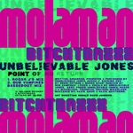 UNBELIEVABLE JONES - Point Of No Return (Front Cover)