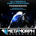DJ YORRIN & COSTA PANTAZIS - Possession (Front Cover)