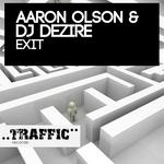 OLSON, Aaron/DJ DEZIRE - Exit (Front Cover)