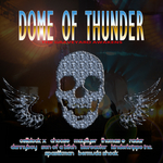 VARIOUS - Dome Of Thunder (Front Cover)