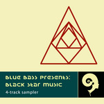 ALPHA BASE/GEORGE KAGAIS/LIQUID LIGHT/GEORGE KAGAIS - Blue Bass pres Black Star Music (Front Cover)