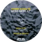 KEMMI KAMACHI - Keda Ketu (Front Cover)