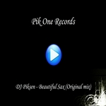 DJ PIKSEN - Beautiful Sax (Front Cover)