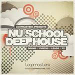 LOOPMASTERS - Nu School Deep House (Sample Pack WAV/APPLE/LIVE/REASON) (Front Cover)