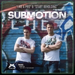 SUBMOTION - Like A Pro (Front Cover)