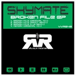 SKYMATE - Broken File EP (Front Cover)