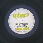 PLATINUM MONKEY - Simoom (Front Cover)