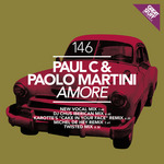 PAUL C/PAOLO MARTINI - Amore (Front Cover)
