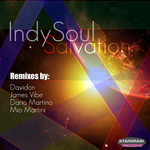 INDYSOUL - Salvation (Front Cover)