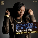 KLEVAKEYS feat JULIE IWHETA - Moving On (Front Cover)