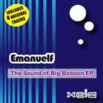 EMANUELF - The Sound Of Big Baboon EP (Front Cover)
