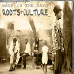 VARIOUS - Back In The Days Roots & Culture Platinum Edition (Front Cover)