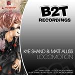 KYE SHAND/MATT ALLISS - Locomotion (Front Cover)
