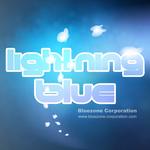 BLUEZONE CORPORATION - Lightning Blue (Sample Pack WAV) (Front Cover)