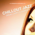 Chillout Jazz Drum Loops & Samples (Sample Pack WAV/AIFF)