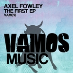 FOWLEY, Axel - The First EP (Front Cover)