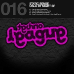 STATIC SENSE - Oslo By Night EP (Front Cover)