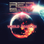 RED GLOW - World Invasion (Front Cover)