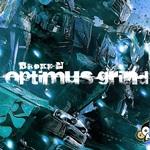 BROKE N - Optimus Grind (Front Cover)