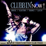 VARIOUS - Clubbin Now! (Front Cover)