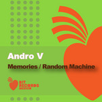 ANDRO V - Memories (Front Cover)