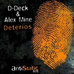D-DECK/ALEX MINE - Deterios (Front Cover)