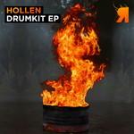 HOLLEN - Drumkit EP (Front Cover)