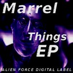 MARREL - Things EP (Front Cover)