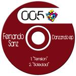 SANZ, Fernando - Danzando (Front Cover)
