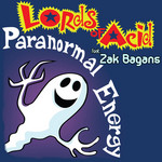LORDS OF ACID - Paranormal Energy (Front Cover)