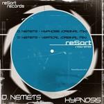 D NEMETS - Hypnosis (Front Cover)