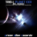 TRIB L - Planet 1301 EP (Front Cover)