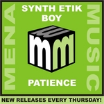 SYNTH ETIK BOY - Patience (Front Cover)