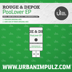 ROUGE & DEPOX - PooLover EP (Front Cover)