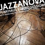 JAZZANOVA - Funkhaus Studio Sessions (Front Cover)
