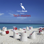 VARIOUS - Tech Masters Anniversary 2012 (Back Cover)