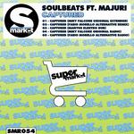 SOULBEATS/MAJURI feat MAJURI - Captured (Front Cover)